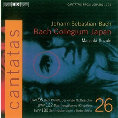 Cantatas, Volume 26 mp3 Artist Compilation by Johann Sebastian Bach