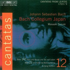 Cantatas, Volume 12 mp3 Artist Compilation by Johann Sebastian Bach