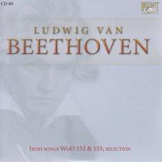 Complete Works: Irish songs WoO 152 & 153 - CD80 mp3 Artist Compilation by Ludwig Van Beethoven