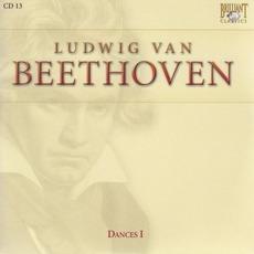 Complete Works: Dances I - CD13 mp3 Artist Compilation by Ludwig Van Beethoven