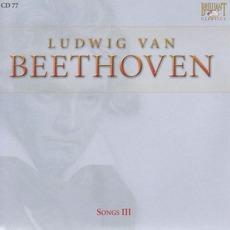 Complete Works: Songs III - CD77 mp3 Artist Compilation by Ludwig Van Beethoven