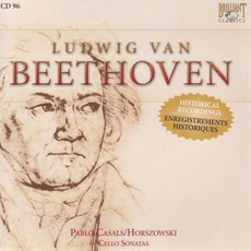 Complete Works: Cello Sonatas Nos. 1,2,3 - CD96 mp3 Artist Compilation by Ludwig Van Beethoven