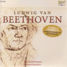 Complete Works: VIolin Concerto Op.61, Romances for VIolin & Orchestra Nos.1&2 - CD90 mp3 Artist Compilation by Ludwig Van Beethoven