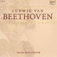 Complete Works: Trio Op.28; Duo WoO40 - CD21 mp3 Artist Compilation by Ludwig Van Beethoven