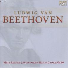Complete Works: Missa Solemnis; Mass in C major Op.86 - CD74 mp3 Artist Compilation by Ludwig Van Beethoven