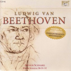 Complete Works: Piano Sonatas Op. 30, 31, 32 - CD92 mp3 Artist Compilation by Ludwig Van Beethoven