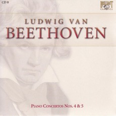 Complete Works: Piano Concertos Nos.4&5 - CD8 mp3 Artist Compilation by Ludwig Van Beethoven