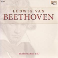 Complete Works: Symphonies Nos.1&3 - CD1 mp3 Artist Compilation by Ludwig Van Beethoven