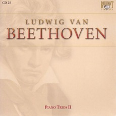 Complete Works: Piano Trios II - CD25 mp3 Artist Compilation by Ludwig Van Beethoven