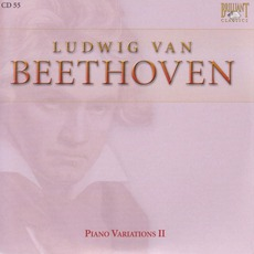 Complete Works: Piano Variations II - CD55 mp3 Artist Compilation by Ludwig Van Beethoven