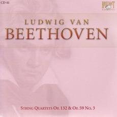 Complete Works: String Quartets Op.132 & Op.59 No.3 - CD41 mp3 Artist Compilation by Ludwig Van Beethoven