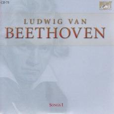 Complete Works: Songs I - CD75 by Ludwig Van Beethoven