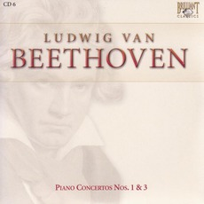 Complete Works: Piano Concertos Nos.1&3 - CD6 mp3 Artist Compilation by Ludwig Van Beethoven