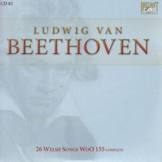 Complete Works: 26 Welsh Songs WoO 155 - CD82 mp3 Artist Compilation by Ludwig Van Beethoven