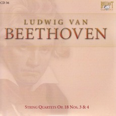 Complete Works: String Quartets Op.18 Nos.3&4 - CD36 mp3 Artist Compilation by Ludwig Van Beethoven