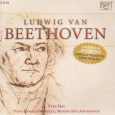 Complete Works: Piano Sonatas Op.13, 27, 57 - CD91 mp3 Artist Compilation by Ludwig Van Beethoven