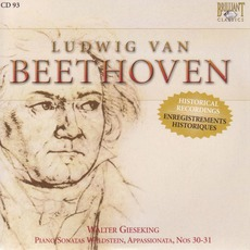 Complete Works: Piano SonatasNos. 21, 23, 30, 31 - CD93 mp3 Artist Compilation by Ludwig Van Beethoven