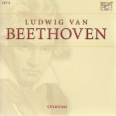 Complete Works: Overtures - CD11 by Ludwig Van Beethoven