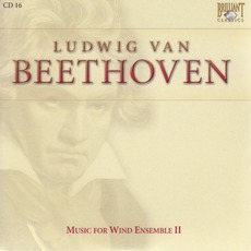 Complete Works: Music for Wind Ensemble II - CD16 mp3 Artist Compilation by Ludwig Van Beethoven