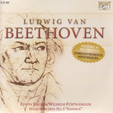 Complete Works: Piano Concerto No.5 - Piano Sonatas Nos. 8&23 - CD89 mp3 Artist Compilation by Ludwig Van Beethoven