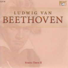 Complete Works: String Trios II - CD34 mp3 Artist Compilation by Ludwig Van Beethoven