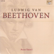 Complete Works: Piano Trios I - CD24 mp3 Artist Compilation by Ludwig Van Beethoven