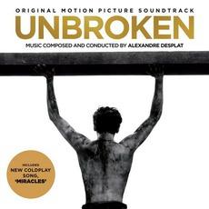 Unbroken mp3 Soundtrack by Alexandre Desplat