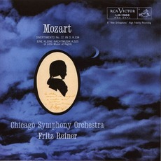 The Complete RCA Album Collection, CD8 by Wolfgang Amadeus Mozart