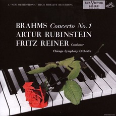 The Complete RCA Album Collection, CD3 by Johannes Brahms