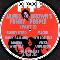James Brown's Funky People, Part 2 mp3 Compilation by Various Artists