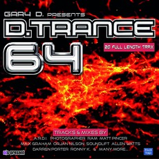 D.Trance 64 mp3 Compilation by Various Artists