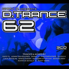 D.Trance 62 by Various Artists