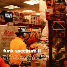 Funk Spectrum II mp3 Compilation by Various Artists