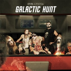 Galactic Hunt mp3 Album by Evil Scarecrow