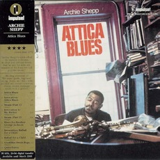 Attica Blues (Re-Issue) mp3 Album by Archie Shepp