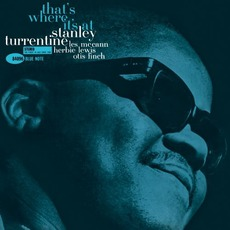 That's Where It's At (Remastered) mp3 Album by Stanley Turrentine