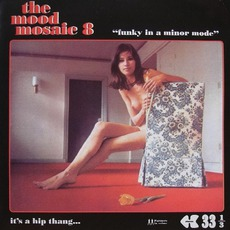 """The Mood Mosaic 8: """"Funky in a Minor Mode"""" mp3 Compilation by Various Artists"""