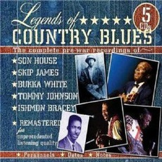 Legends Of Country Blues mp3 Compilation by Various Artists