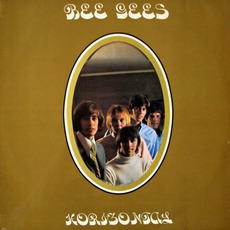 Horizontal mp3 Album by Bee Gees