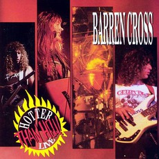 Hotter Than Hell! Live mp3 Live by Barren Cross