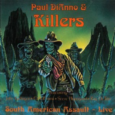 South American Assault mp3 Live by Paul Di'Anno & Killers