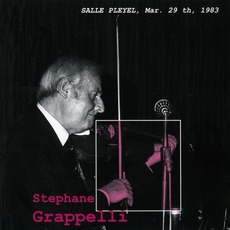 Paris Jazz Concert mp3 Live by Stéphane Grappelli