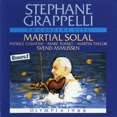 Olympia 1988 mp3 Live by Stéphane Grappelli