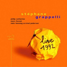 Live 1992 mp3 Live by Stéphane Grappelli