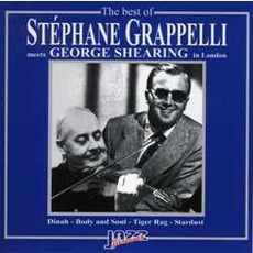 The Best Of Stéphane Grappelli Meets George Shearing In London mp3 Compilation by Various Artists