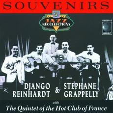 Souvenirs mp3 Artist Compilation by Django Reinhardt & Stéphane Grappelli