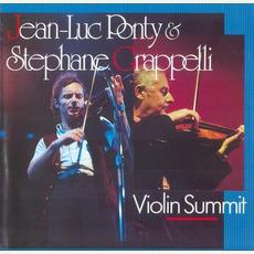 Violin Summit mp3 Album by Stéphane Grappelli & Jean-Luc Ponty