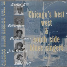Chicago's Best West & South Side Blues Singers, Volume 1: Chicago Blues Session, Volume 16 mp3 Compilation by Various Artists