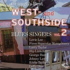 Chicago's Best West & South Side Blues Singers, Volume 2: Chicago Blues Session, Volume 60 mp3 Compilation by Various Artists