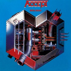 Metal Heart (Remastered) mp3 Album by Accept